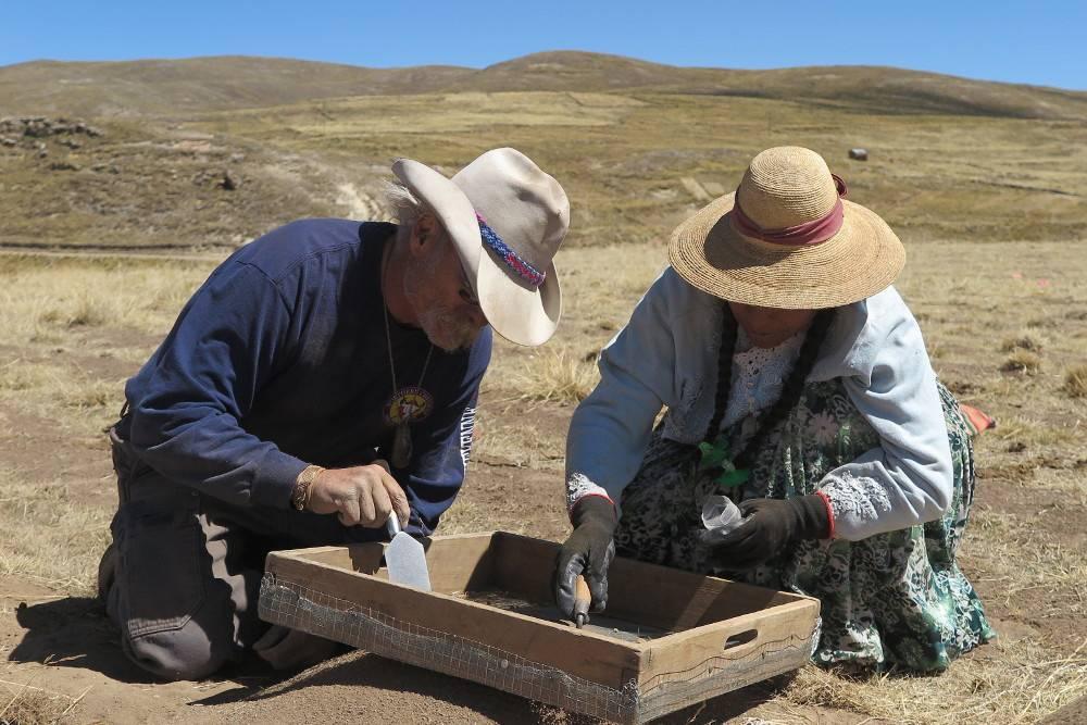 Las mujeres prehistóricas eran cazadoras habituales de grandes presas - haas5HR