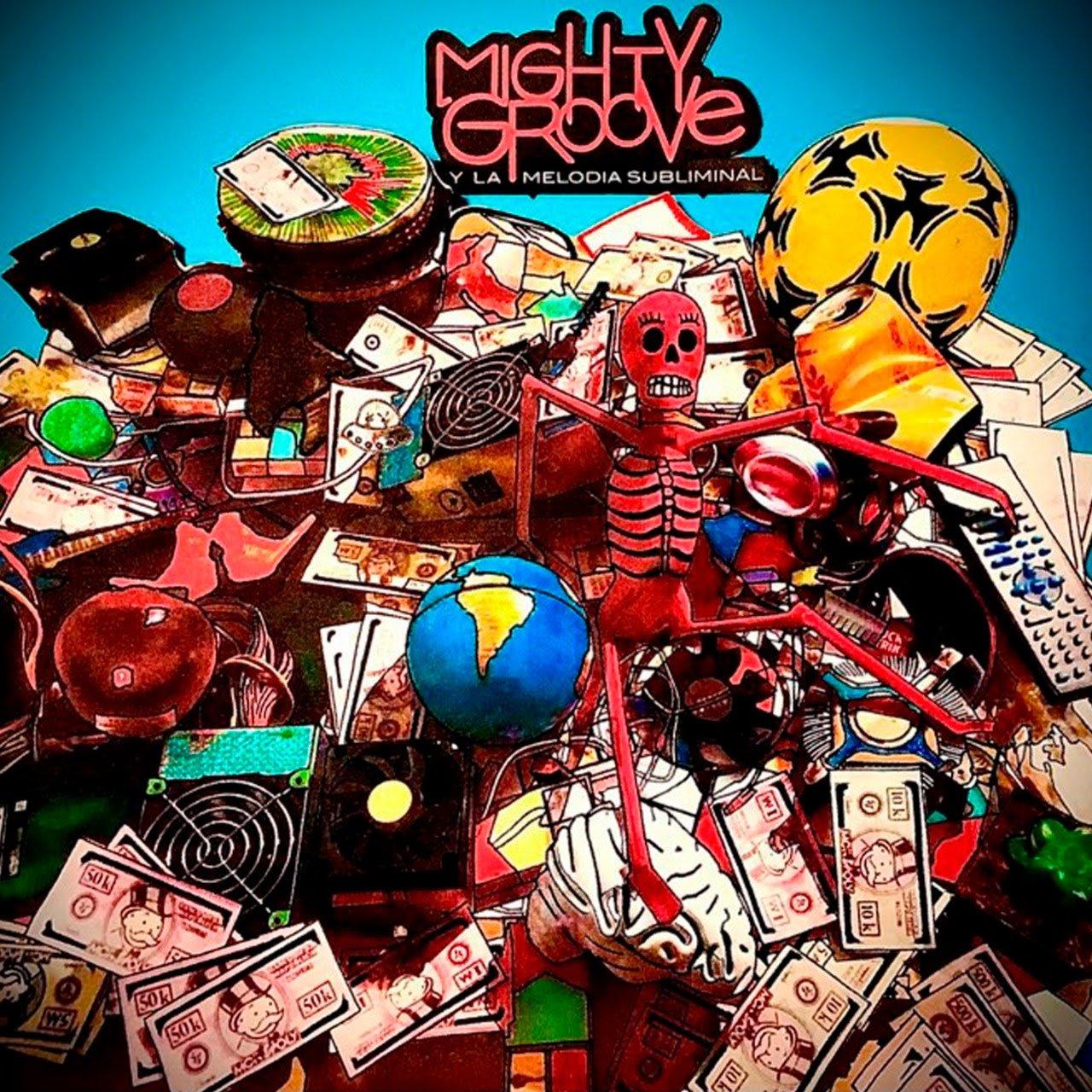 Mighty Groove y la Melodía Subliminal lanza 'El Mundo' Un disco frenético y contestatario - unnamed-15