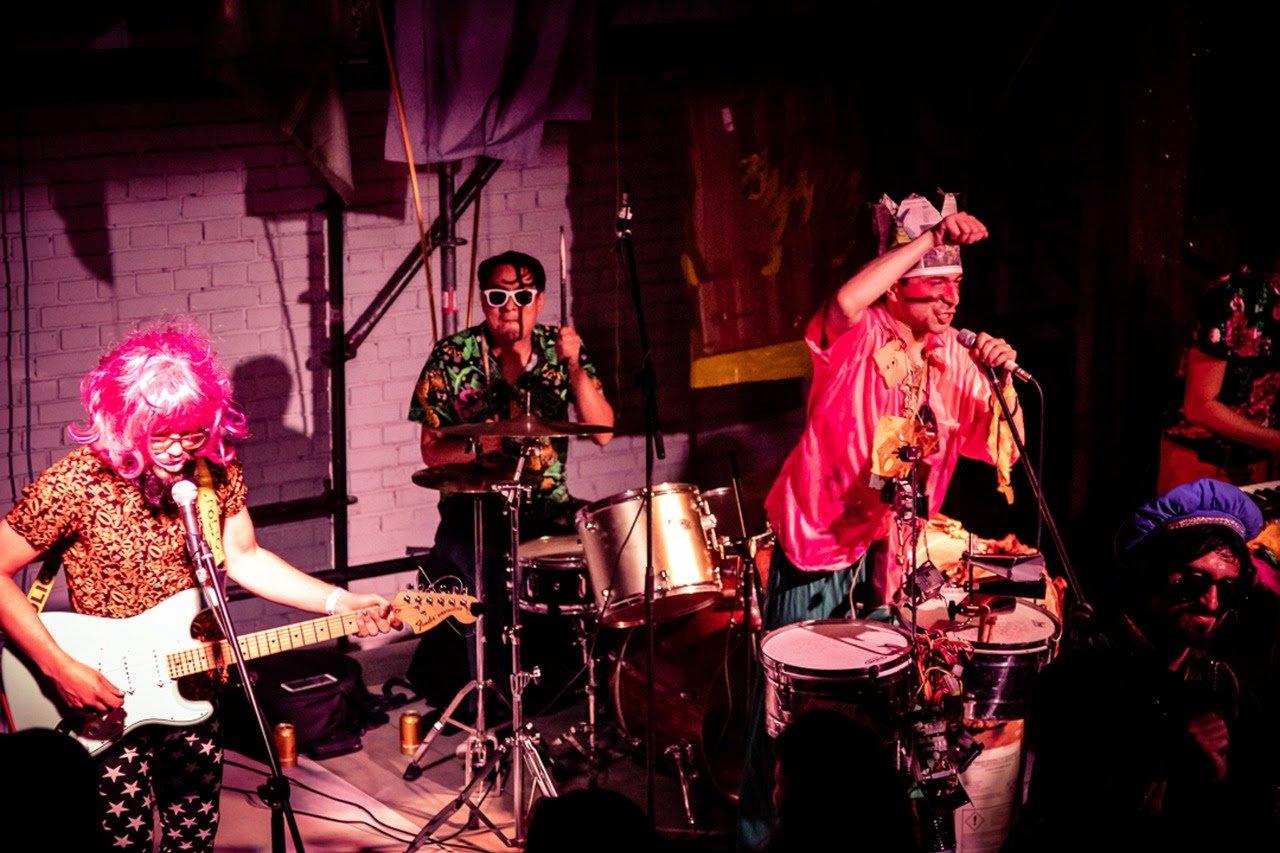 Mighty Groove y la Melodía Subliminal lanza 'El Mundo' Un disco frenético y contestatario - unnamed-16