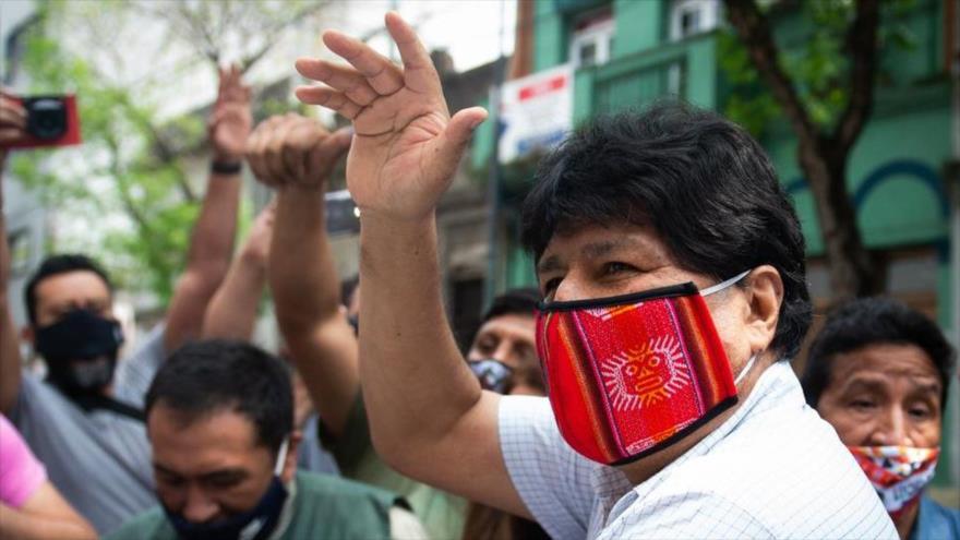 Expresidente de Bolivia, Evo Morales, da positivo de COVID-19 - 05350458_xl