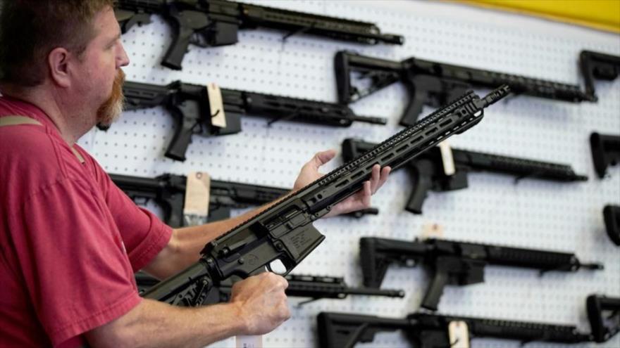 Informe: Aumenta venta de armas en EEUU tras caos poselectoral - 10031231_xl