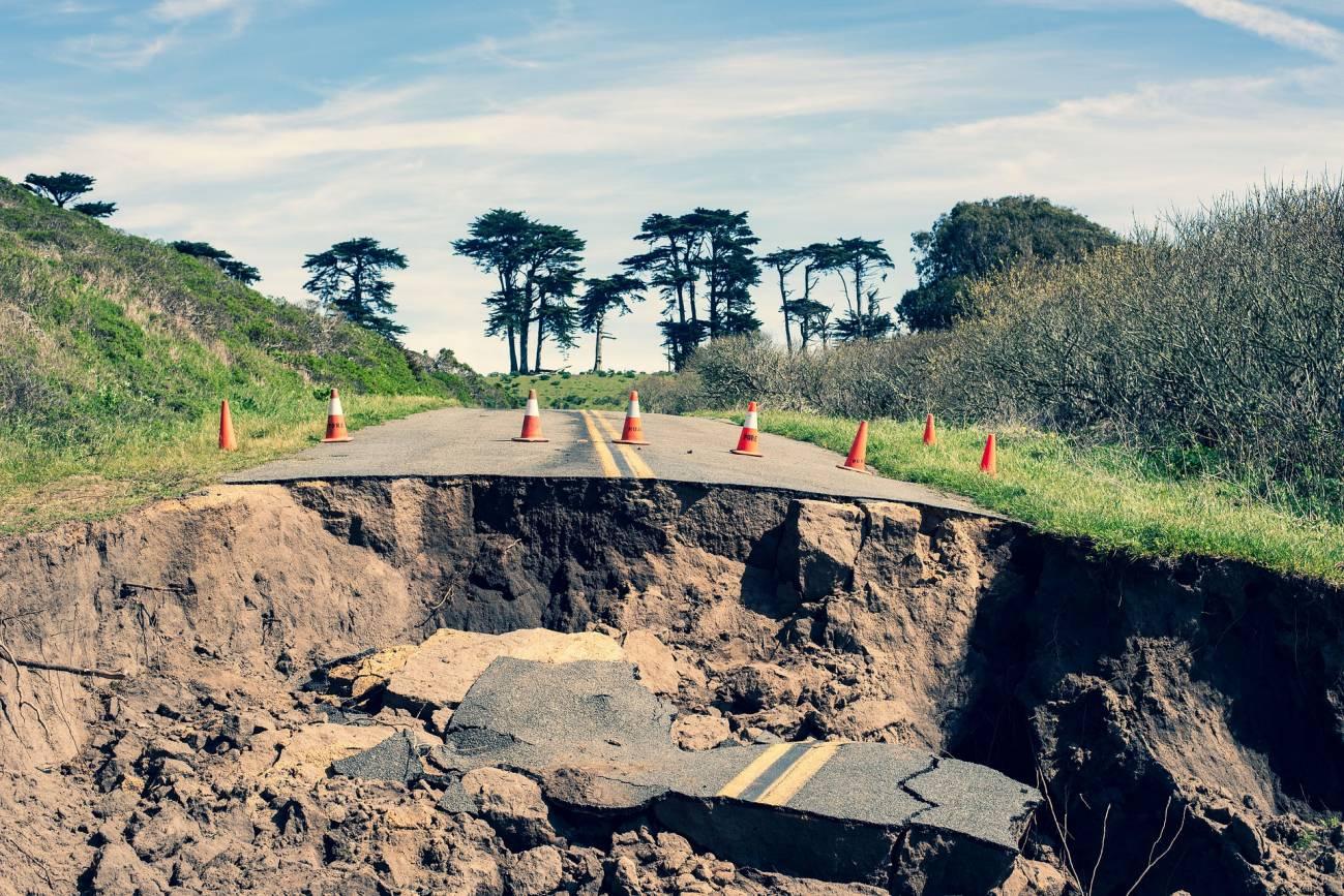 El hundimiento del suelo podría afectar al 19 % de la población mundial en 2040 - El-hundimiento-del-suelo-podria-afectar-al-19-de-la-poblacion-mundial-en-2040
