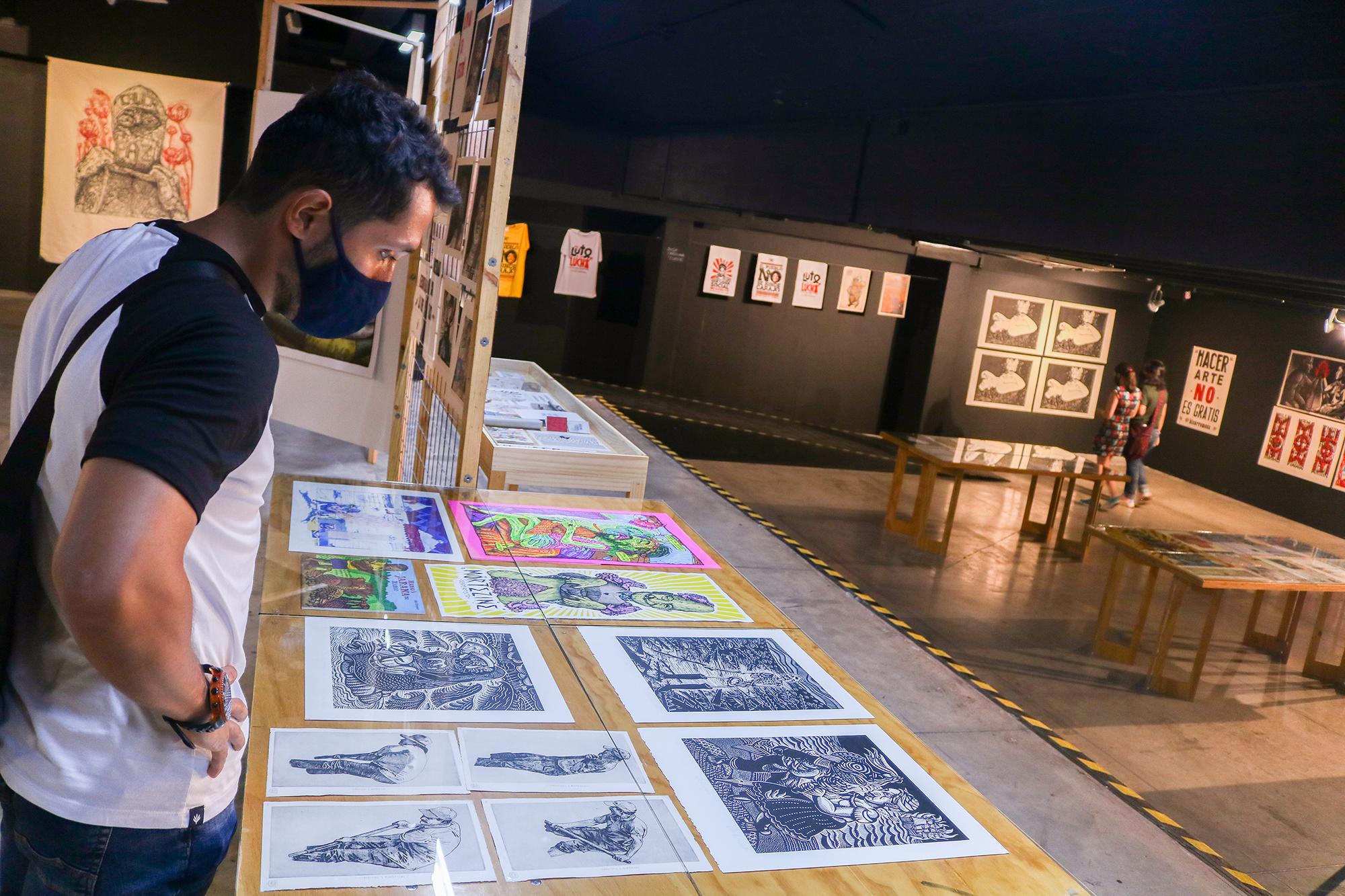 La muestra que reúne lo mejor de la gráfica caleña en el Museo La Tertulia - Subterranea-5