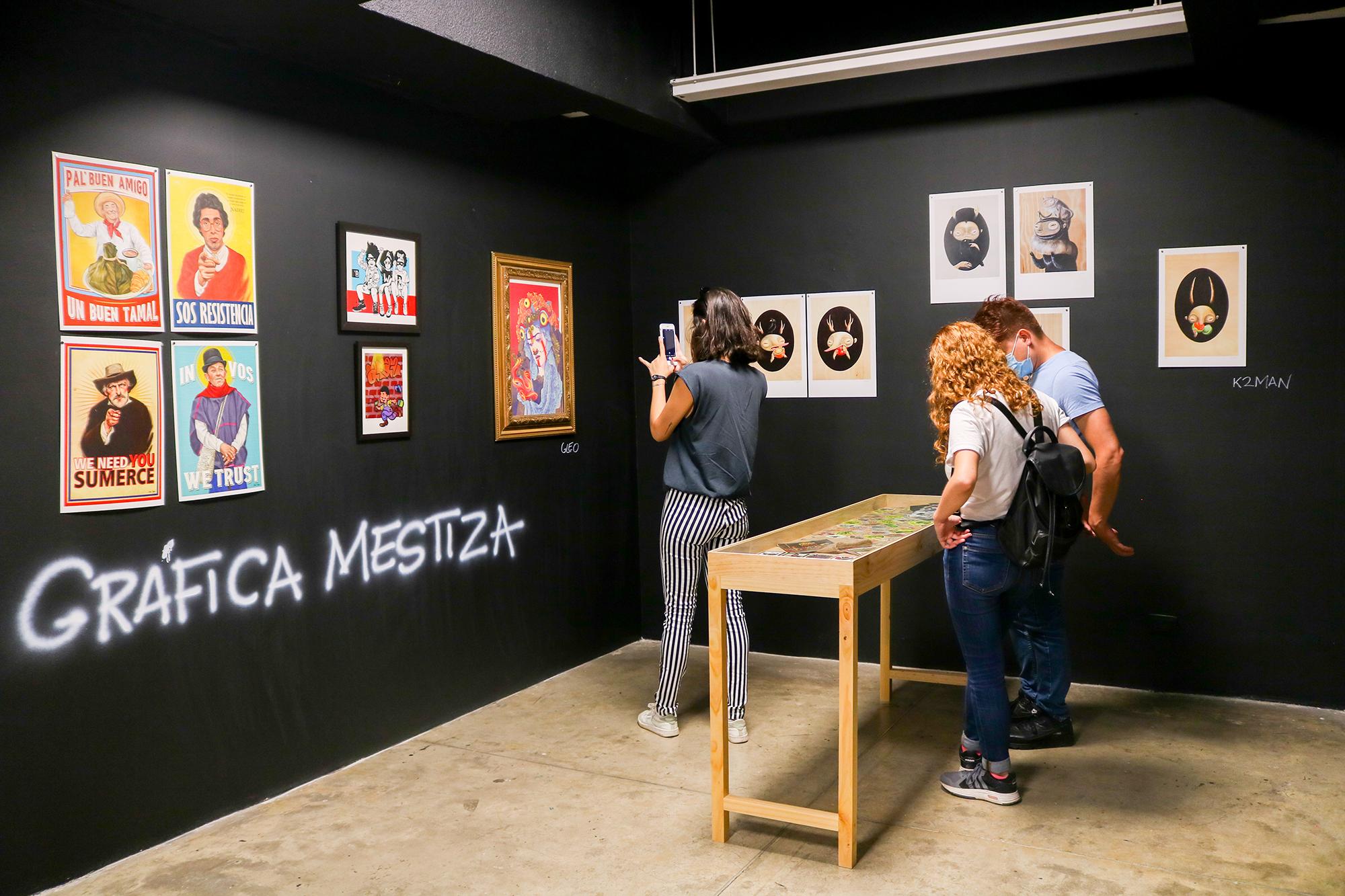La muestra que reúne lo mejor de la gráfica caleña en el Museo La Tertulia - Subterranea4
