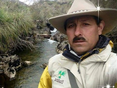 Convulsionado Roncesvalles por asesinato de ambientalista - asesinado-gonzalo-cardona-molina-12-01-2021