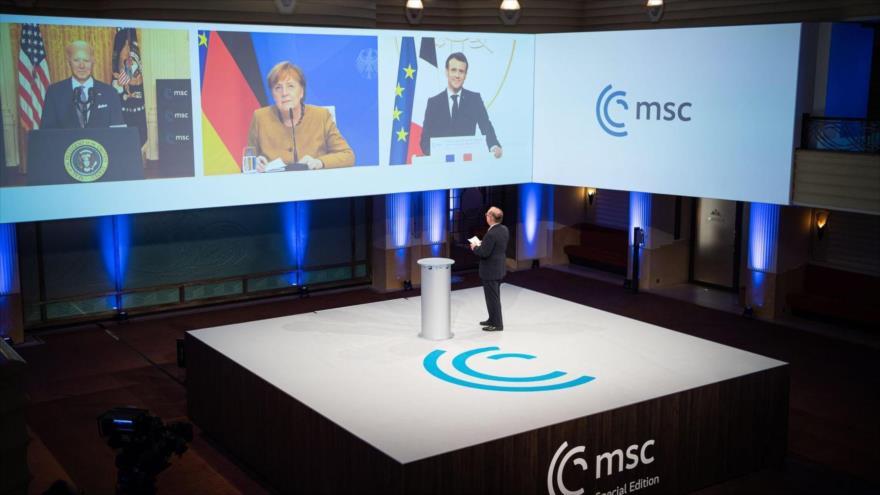 Informe: Europa busca desligarse de EEUU en temas estratégicos - 08245551_xl