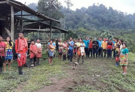 Cortesía: Organización Indígena de Antioquia