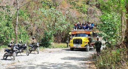 Campesinado en medio del fuego cruzado Se agudiza la violencia en Ituango - itua