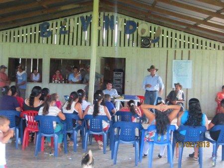 Campesinos y deforestación en el norte Amazónico - viso