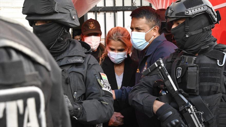 Justicia de Bolivia rechaza nueva apelación de Jeanine Áñez - 0442202_xl