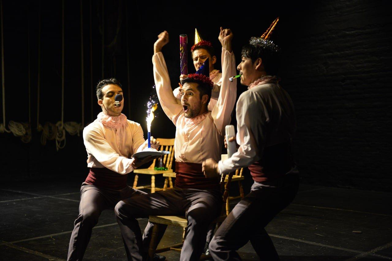 """""""ACTOS DE FUGA"""" en el Teatro La Concha - actos-1"""