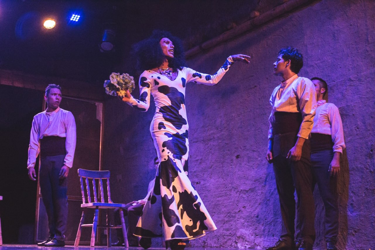 """""""ACTOS DE FUGA"""" en el Teatro La Concha - actos-10peg"""