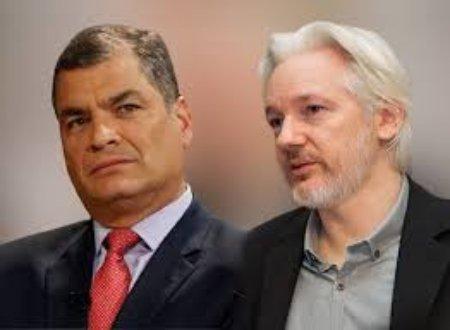 """Análisis Julian Assange y Rafael Correa, dos casos de """"guerra juridica"""" -  Columna - Radiomacondo"""