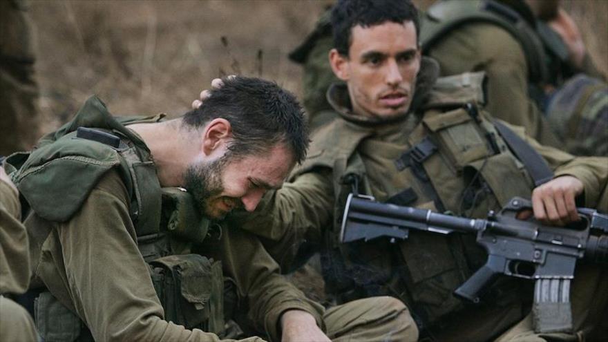 Israel, preocupado por la ola de autoinmolaciones en su ejército - 0030189_xl
