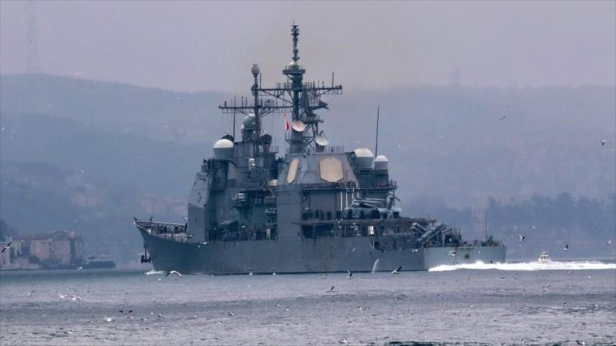 EEUU cancela envío de buques cerca de Rusia para no provocarla - 01245491_xl