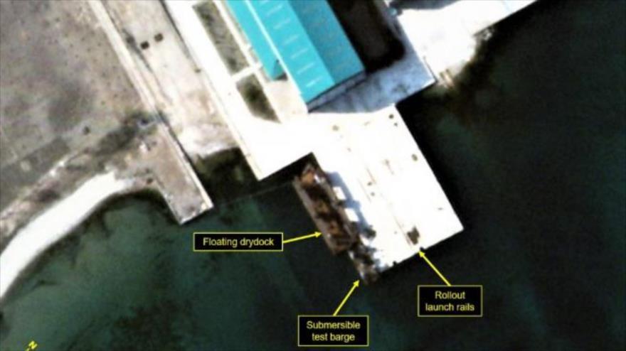 Corea del Norte ensayaría un misil balístico desde un submarino - 04480788_xl