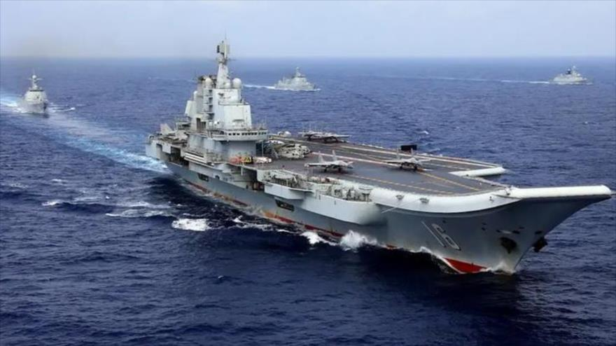 China responde a provocaciones de EEUU y envía portaviones al Pacífico - 05103383_xl