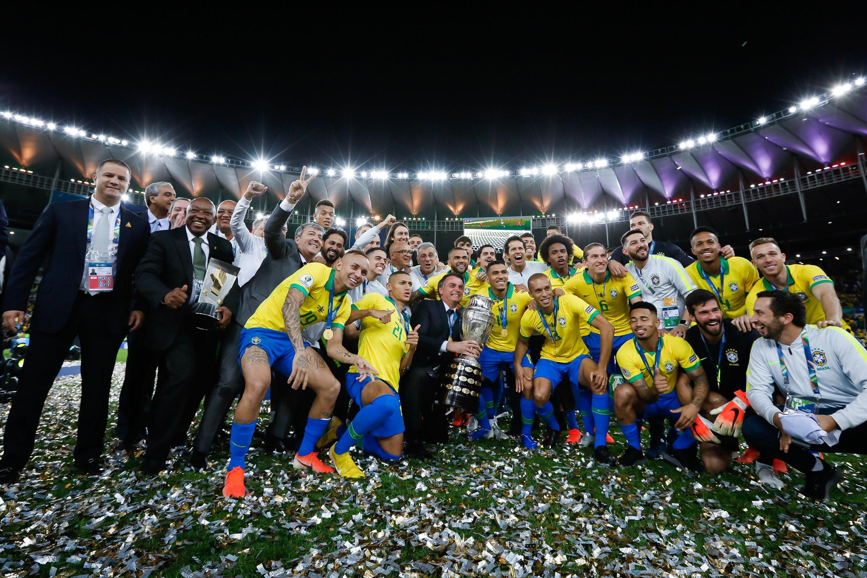 Colombia se mantiene favorita para ganar la Copa América - 2019_Final_da_Copa_America_2019_-_48226557731