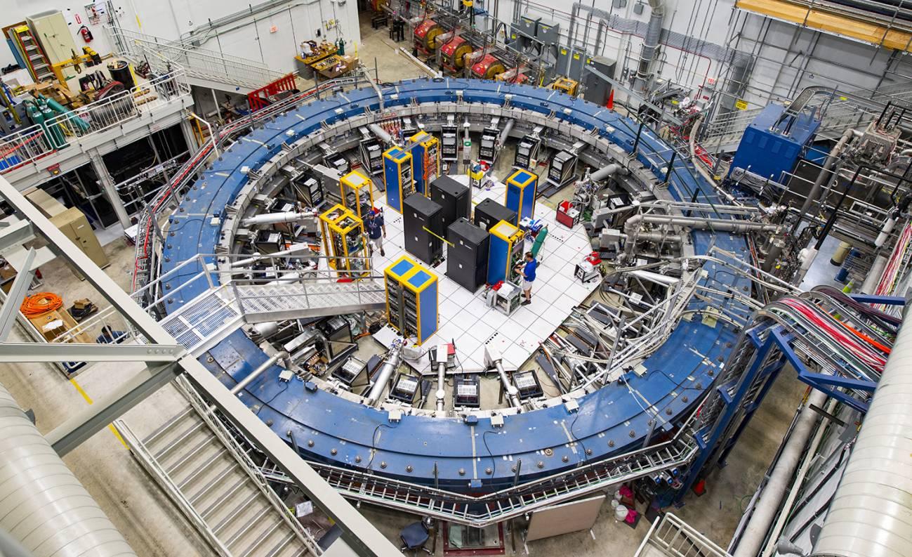 Señales de nueva física tras el bamboleo de una diminuta partícula - Senales-de-nueva-fisica-tras-el-bamboleo-de-una-diminuta-particula