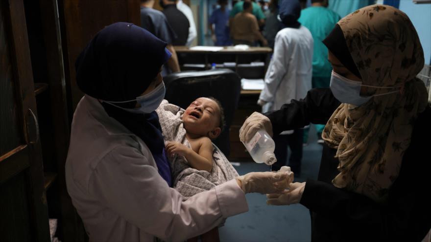 Venta de armas por EEUU a Israel segará más vidas de palestinos - 09342883_xl