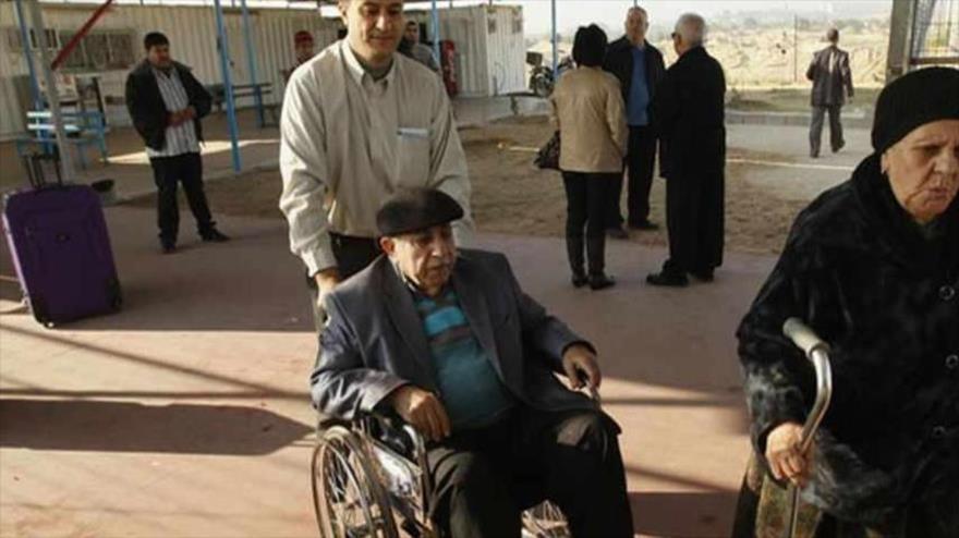 Otro crimen: Israel impide tratamiento para gazatíes con cáncer - 09360369_xl