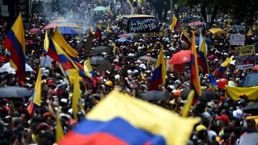 """Human Rights Watch ve """"preocupante"""" la situación en Colombia - 10054781_xl"""