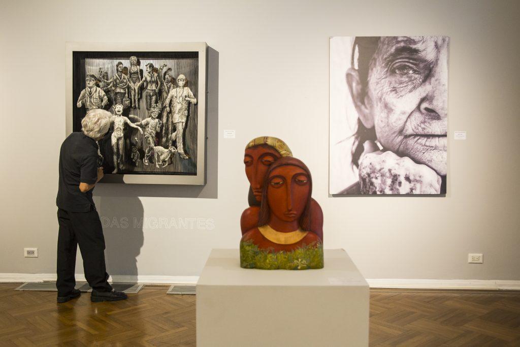 VI Salón BAT de arte popular en su itinerancia nacional  llega al Museo La Tertulia en Cali - Salon-de-Arte-Popular-22-abril-2021-Fotos-Leonardo-Linares-12-1-1024x683