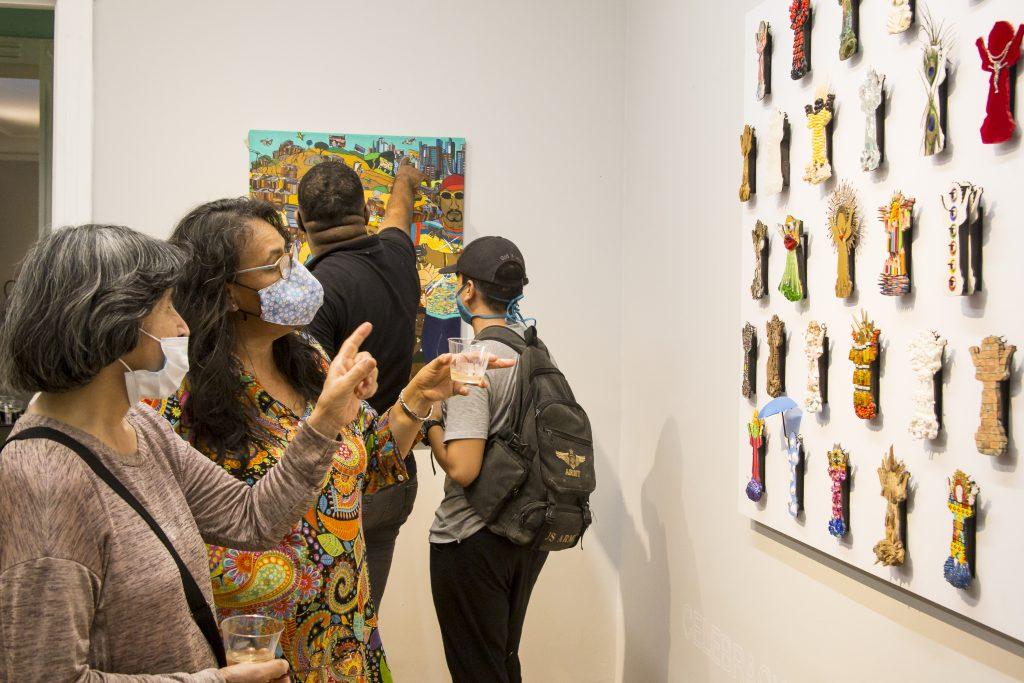 VI Salón BAT de arte popular en su itinerancia nacional  llega al Museo La Tertulia en Cali - Salon-de-Arte-Popular-22-abril-2021-Fotos-Leonardo-Linares-19-2-1024x683