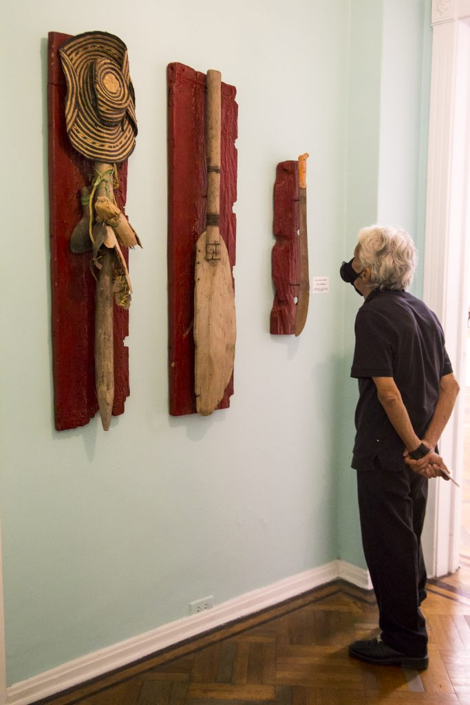 VI Salón BAT de arte popular en su itinerancia nacional  llega al Museo La Tertulia en Cali - Salon-de-Arte-Popular-22-abril-2021-Fotos-Leonardo-Linares-8-683x1024