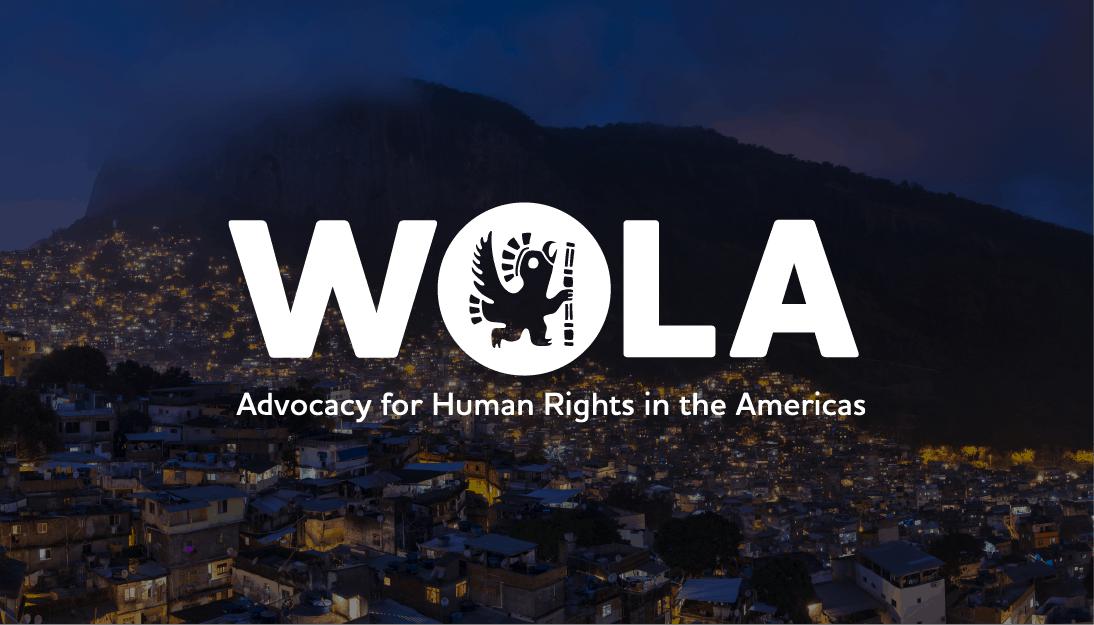 Comunicado de la Oficina en Washington para Asuntos Latinoamericanos: La violencia policial en Colombia es inadmisible, los legisladores estadounidenses deben tomar medidas - WOLA_Social_Default