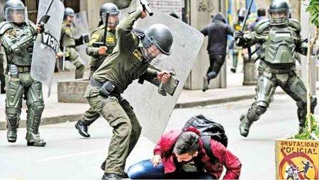 Opinión. La policía de Colombia está hecha para la guerra y debe reformarse - tombo_1_