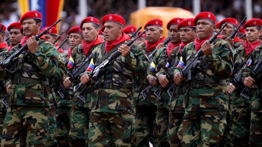 Liberan a 8 militares venezolanos, secuestrados en Colombia - 05255815_xl