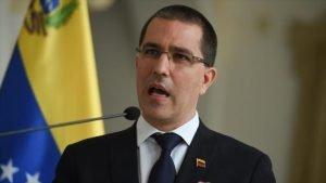 El ministro de Asuntos Exteriores de Venezuela, Jorge Arreaza. - 23543599_xl-300x169