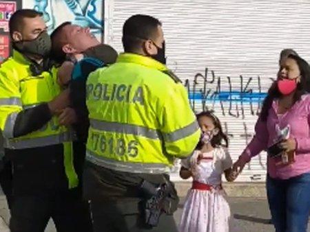 La reforma anunciada por el Gobierno nacional no es de fondo Reforma policial: cambiar para que todo siga igual - patanes_