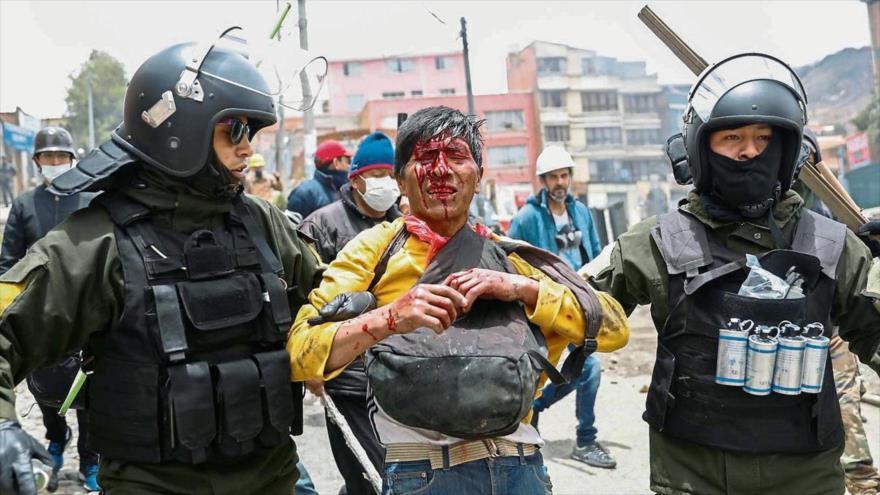 Piden a CIDH indagar envío de armas por Macri al régimen de Áñez - 05082254_xl