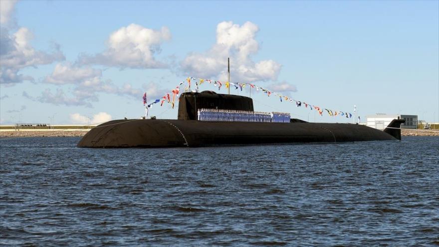 Rusia prueba armamento de submarinos nucleares; OTAN en alerta - 08495445_xl
