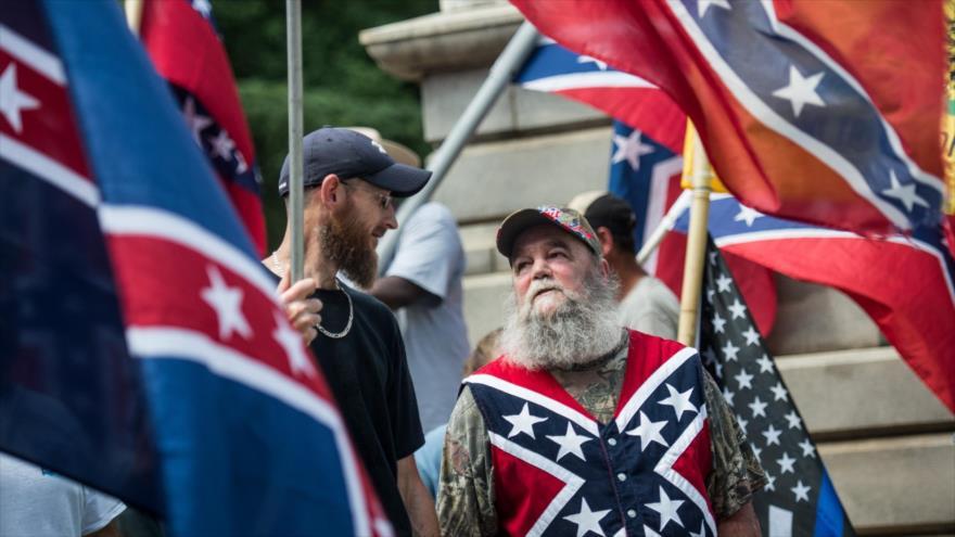 Encuesta: 66 % de los republicanos del sur quieren separarse de EE.UU. - 09511778_xl