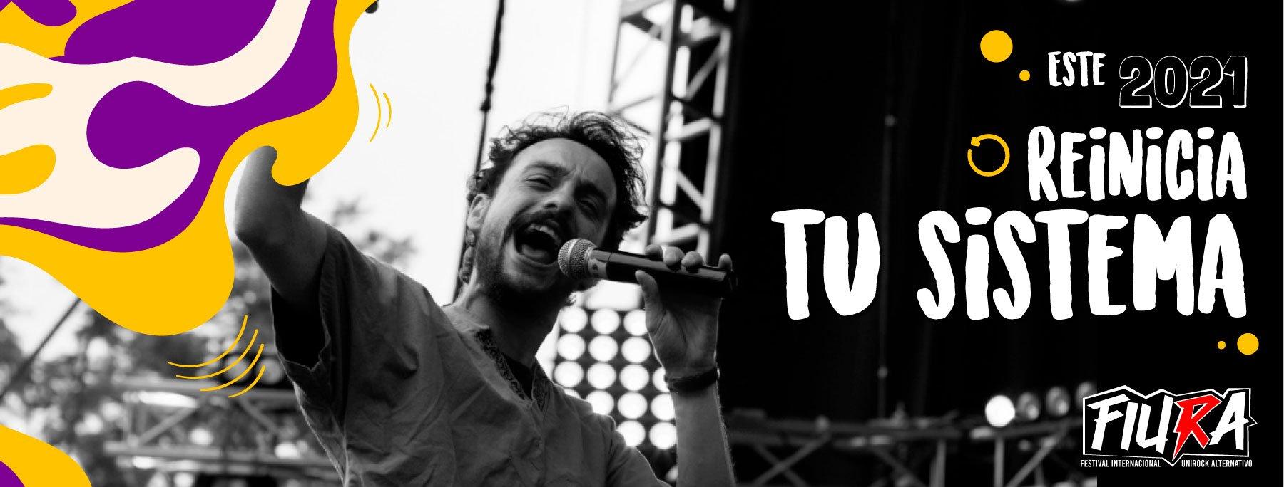 Festival Internacional Unirock Alternativo Todo listo para las audiciones del FIURA 2021 - bannerfiura2021