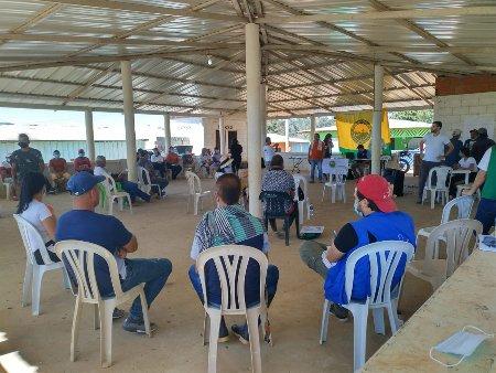 Frente a crísis de DDHH en la región Se realiza comisión humanitaria en el Nordeste Antioqueño - carrito_