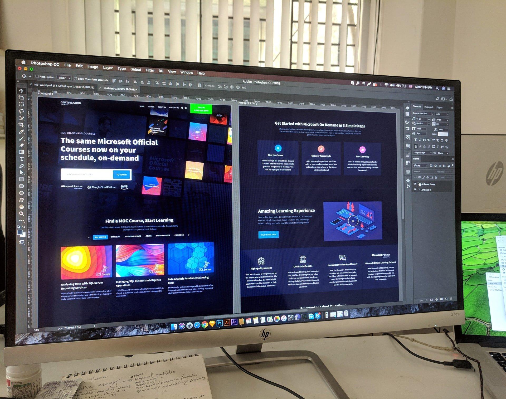 ¿Cómo conseguir empleo de diseñador gráfico? - cr1412-foto-1