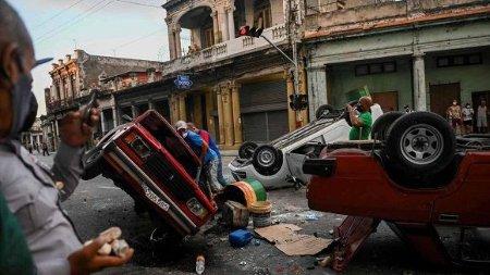 Protestas en Cuba: Testimonios del 11 de julio: Cuando se desató la violencia - protestas-en-la-habana_