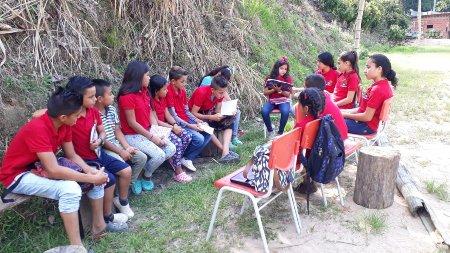 En el municipio del Catatumbo Libros que libran de las armas a los niños de San Calixto - san-juan-lee_