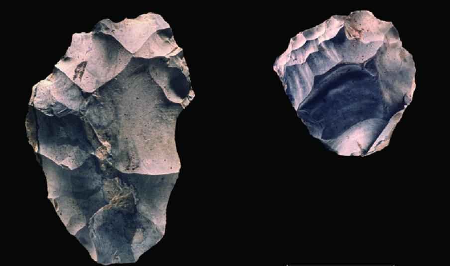 El intercambio cultural entre humanos comenzó hace 400.000 años - El-intercambio-cultural-entre-humanos-comenzo-hace-400.000-anos