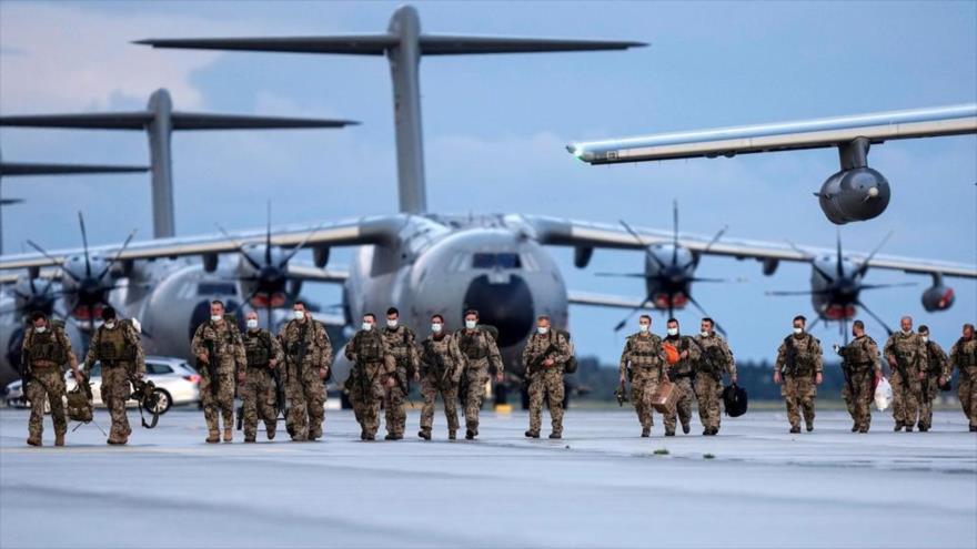 Secuelas de crisis afgana; UE quiere tener su propio Ejército para no depender de EEUU - 05083063_xl