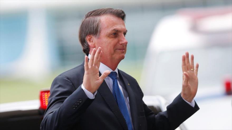 Líderes políticos de 26 países avisan: Marcha convocada por Bolsonaro contra el Supremo, podría resultar en un golpe de Estado. - 15302081_xl