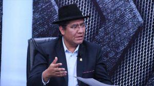El actual enviado de Bolivia ante las Naciones Unidas, Diego Pary. - 21190846_xl-300x169