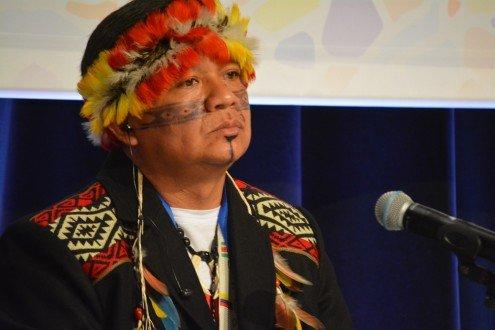 Los pueblos indígenas exigen proteger el 80 % de la Amazonía para 2025 - Coica3-495x330-1