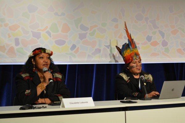 Los pueblos indígenas exigen proteger el 80 % de la Amazonía para 2025 - Coica5-600x400-1