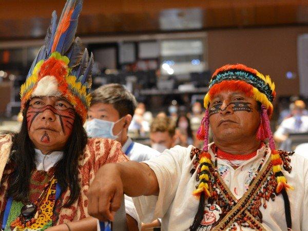 Los pueblos indígenas exigen proteger el 80 % de la Amazonía para 2025 - Coica6.2-600x450-1