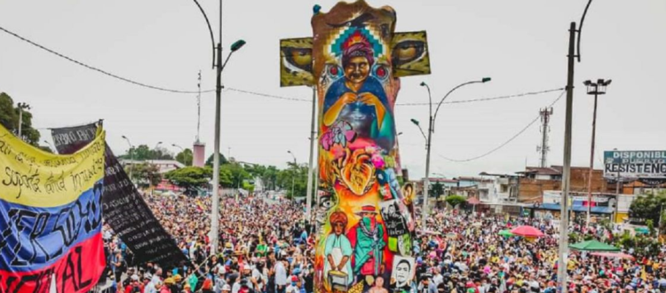 Comunicado publico – Puerto Resistencia no hace parte de ningún acto vandálico o actos de provocación - Puerto-Resistencia